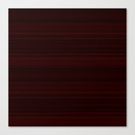 Mahogany Wood Texture Canvas Print