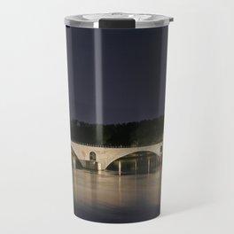 Pont D'avignon Travel Mug
