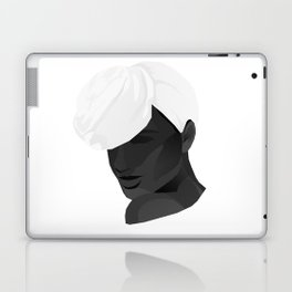 Miss Foulard Laptop & iPad Skin