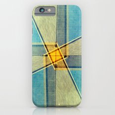 A million bright ambassadors of morning (35mm multiple exposure) iPhone 6s Slim Case