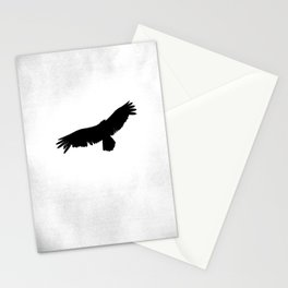 Winter Hawk Stationery Cards