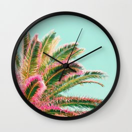 Fiesta palms Wall Clock