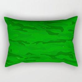 camuflaje 10 Rectangular Pillow