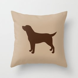 Lab / Labrador Retriever  Throw Pillow