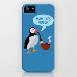 puffin' iPhone Case