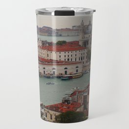 Venice view from the Campanile of San Marco Travel Mug
