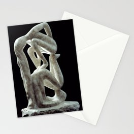 Amnon and Tamar by Shimon Drory Stationery Cards