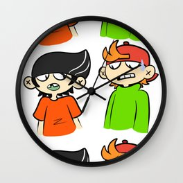 KevEdd Wall Clock