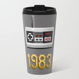 1983 [Pixel Art] Travel Mug