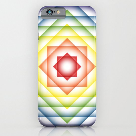 ROY G BIV Overlay iPhone & iPod Case