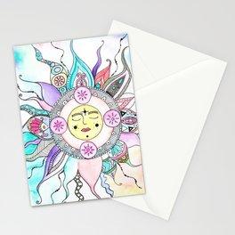Sun Flower Stationery Cards