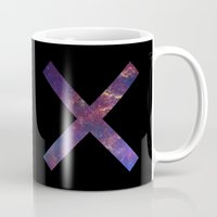 lee pace Mugs featuring X-pace by MaNia Creations