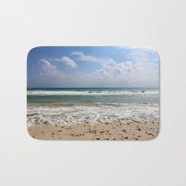 Playa del Carmen Beach Bath Mat