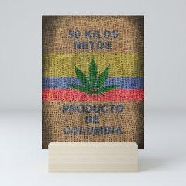 50 Kilos Netos Mini Art Print