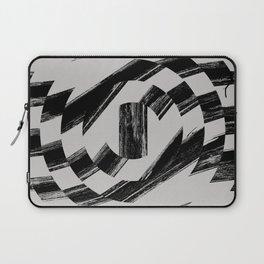 Distorted B.G Laptop Sleeve