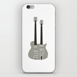 Gretsch Doubleneck ( G5566 ) iPhone Skin
