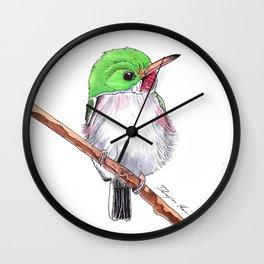 Tody Wall Clock