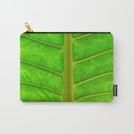 Palm Print Carry-All Pouch