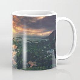 Adraga on the rocks Coffee Mug