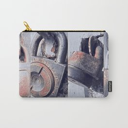 Old locks Carry-All Pouch