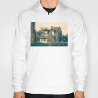house Hoodies featuring HOUSE by Logram