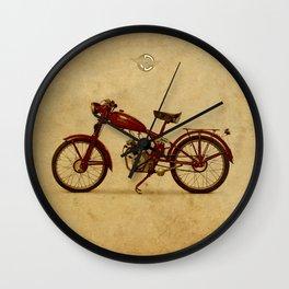Ducati 60 1950 Wall Clock