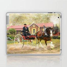 Full Steam Laptop & iPad Skin