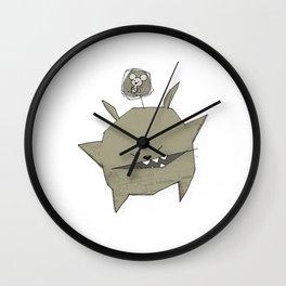 minima - rawr 04 Wall Clock