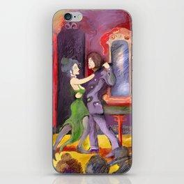 tango 1 iPhone Skin