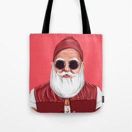 Hipstory -  Santa Claus Tote Bag