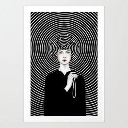Eudoxia Art Print