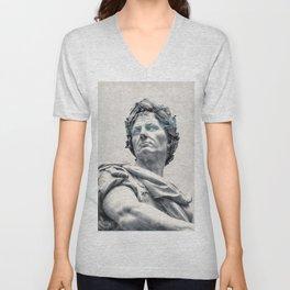 Julius Caesar ... Unisex V-Neck