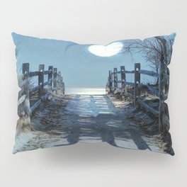 Under The Moonbeams Pillow Sham