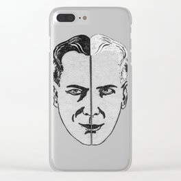 The Man Clear iPhone Case