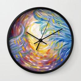 Holy! Wall Clock