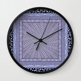 Locomotion Wall Clock