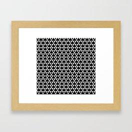 Black BLT Framed Art Print