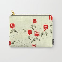 Bird Society Carry-All Pouch