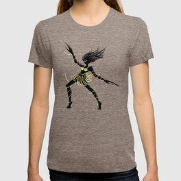 Creepy Midnight Dancing Girl T-shirt