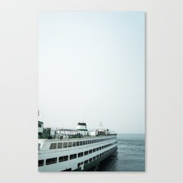 ship away with me Canvas Print