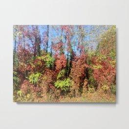 fall - winter Metal Print