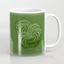 My glass plant  Coffee Mug