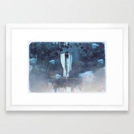 Horrors Framed Art Print