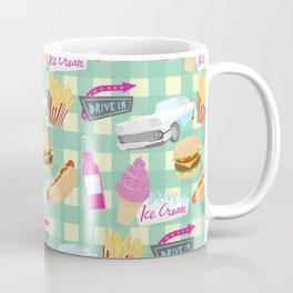 Drive in Coffee Mug