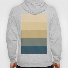 Neutral Stripes Hoody