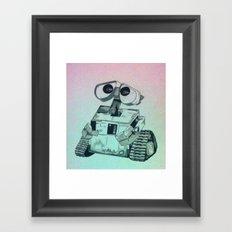 IRobot-e Framed Art Print