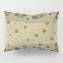 Brown Trout Pillow Sham