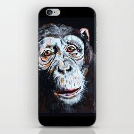 Chimpanzee: One Survivor iPhone Skin