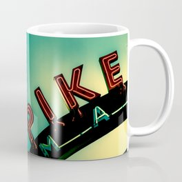 Pike Place Market at Dawn Coffee Mug