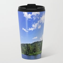 Lake Sky (walker) Travel Mug